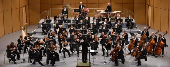 Neue Lausitzer Philharmonie (Foto: Marlies Kross)