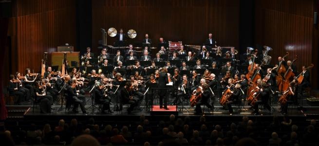 Niederrheinische Sinfoniker, Foto: Matthias Creutziger