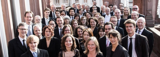 Philharmonisches Orchester Heidelberg (Foto: Annemone Taake)