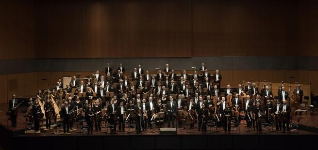 Staatsorchester Braunschweig, Foto: Bettina Stoess