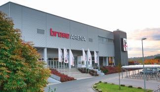 Foto: brose Arena Bamberg