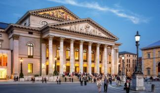 Bayerische Staatsoper im Nationaltheater München, Foto: Felix Loechner