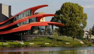 Hans-Otto-Theater Potsdam, Foto: Prof. Dieter Leistner