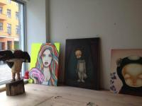 JRGallery Galerie Berlin Ausstellungen Künstler