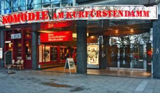 Komödie und Theater am Kurfürstendamm (Foto: Thomas Grünholz)