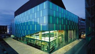 Konzerthaus Dortmund, Foto: Daniel Sumesgutner