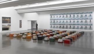 Installationsansicht Kunsthalle Düsseldorf 2015, Foto: Achim Kukulies