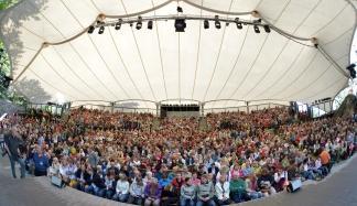 Luisenburg-Festspiele Wunsiedel, Foto: Florian Miedl