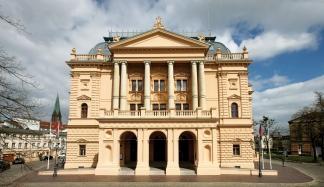 Mecklenburgisches Staatstheater Schwerin, Foto: Silke Winkler