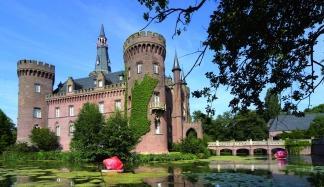 Schloss Moyland in Bedburg-Hau, Foto: Helmut Berns