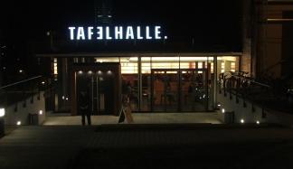 Foto: Tafelhalle Nürnberg