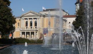 Oper Halle, Foto: Gert Kiermeyer