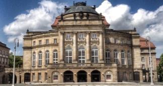 Opernhaus - Theater Chemnitz