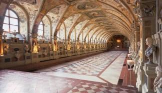 Antiquarium, Residenz München, Foto: Bayerische Schlösserverwaltung