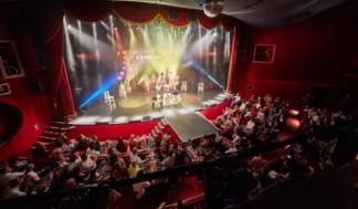 Roncalli´s Apollo Varieté Theater Düsseldorf