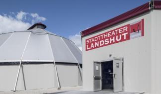 Landestheater Niederbayern Landshut, Foto: Peter Litvai