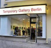 Temporary Gallery Ausstellungen Berlin