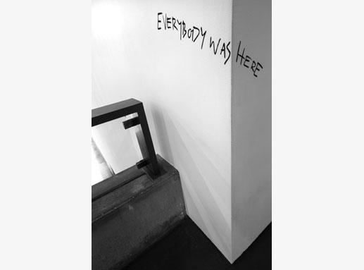Sophie Isabel Urban, Everybody was here, 2017, © die Künstlerin