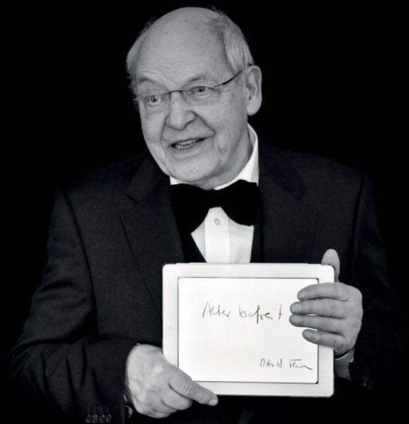 Prof. Dr. Otto Flörke, Foto: Andreas Vincke