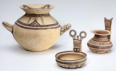 Daunische Keramik; Foto: Horst Kolberg