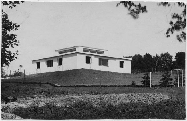 Haus am Horn, Weimar, Architekt: Georg Muche, Foto: Atelier Hüttich-Oemler, 1923, Bauhaus-Archiv Berlin