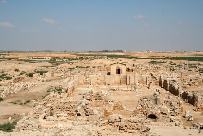 Gruftkirche von Abu Mina, Foto: Einsamer Schütze, CC BY-SA 3.0