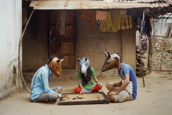 Gauri Gill, Untitled ( 32 ) , from Acts of Appearance , 2015 – heute, Pigmentdruck, 41 x 61  cm; © die Künstlerin