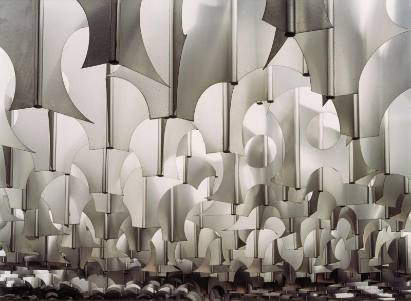 Matthias Hoch, Brüssel #8, 2001, Dauerleihgabe Stiftung Kunst im Landesbesitz, Nordrhein-Westfalen © VG Bild-Kunst, Bonn 2018