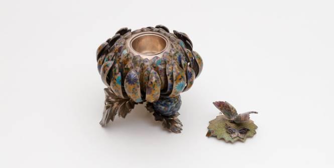 Sieben Schätze. Eine Wunderkammer des japanischen Cloisonée, © Museum Angewandte Kunst