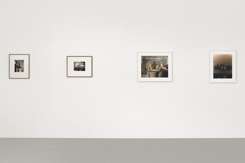 Jan Groover, Ausstellungsansicht, GAK Gesellschaft für Aktuelle Kunst, 2017, Foto: Tobias Hübel