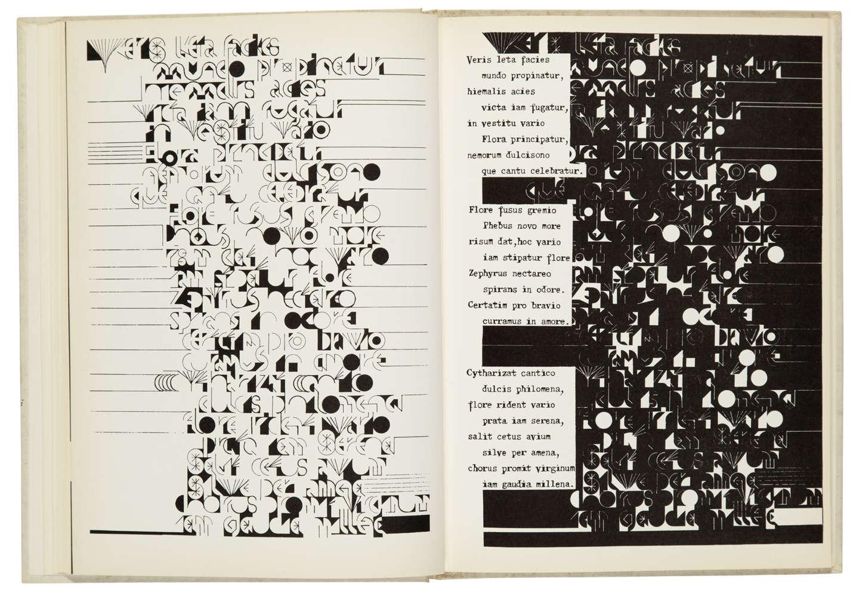 Carmina Burana, Verlag Langer Peter Itzehoe, 1962