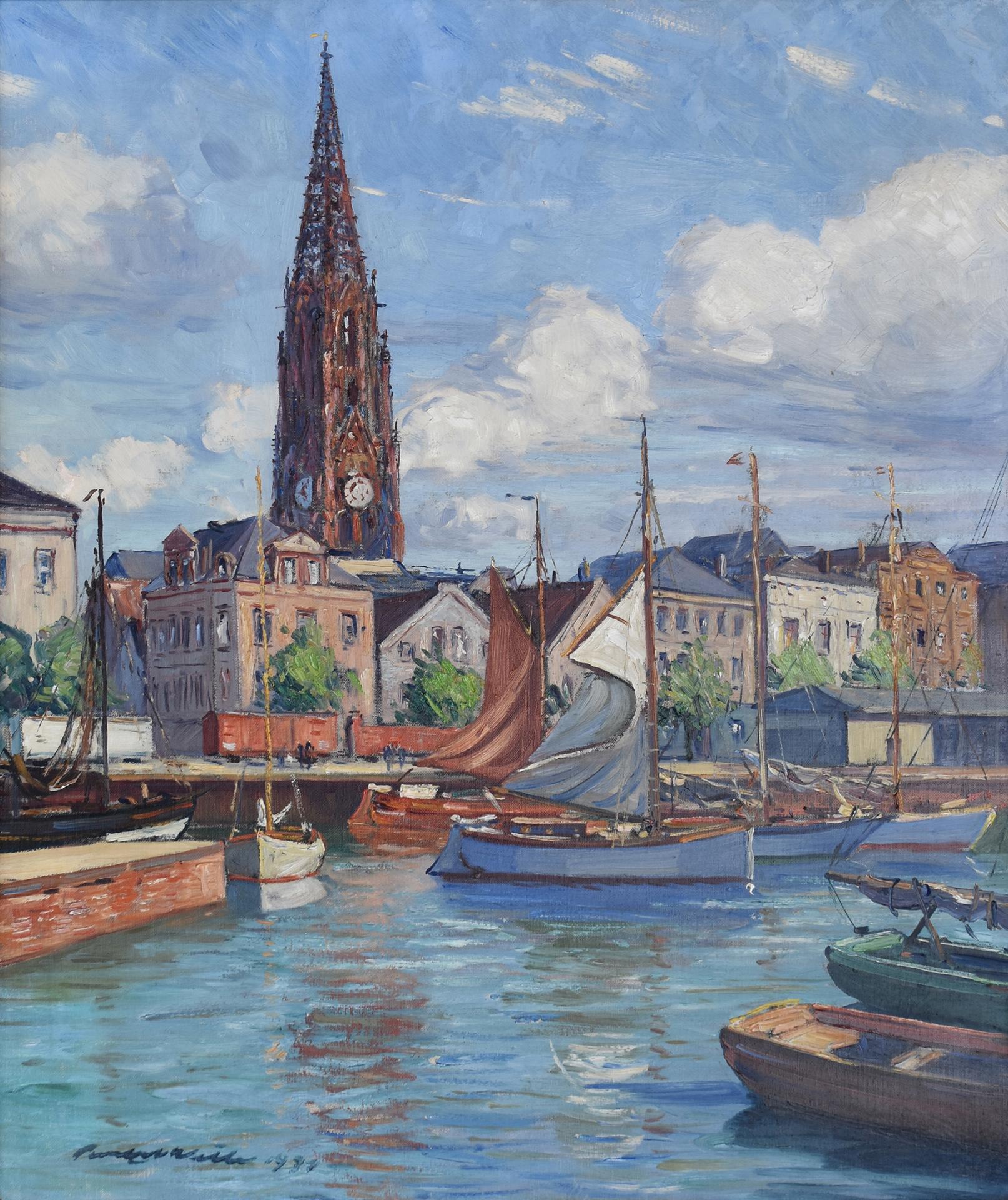 Paul Ernst Wilke (1894-1971): Landschaftsbilder aus fünf Jahrzehnten