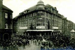 Kaufhaus Gebrüder Held, um 1930