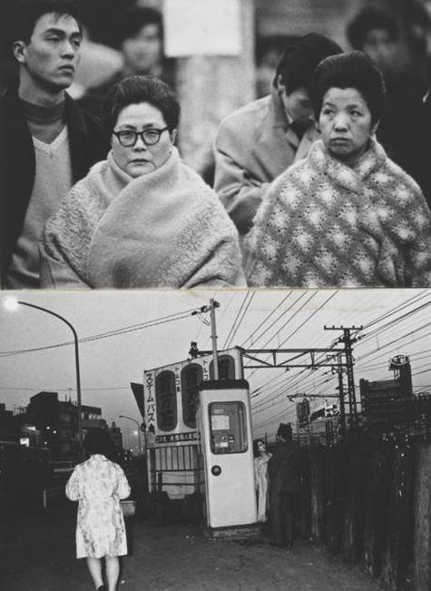 Nobuyoshi Araki, Ohne Titel, 1969/1972  aus: Tokyo/Sexteen, 1973, © Nobuyoshi Araki