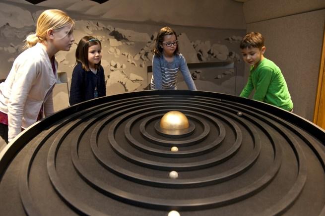 Johannes Kepler: Planetenspiel mit Kindern