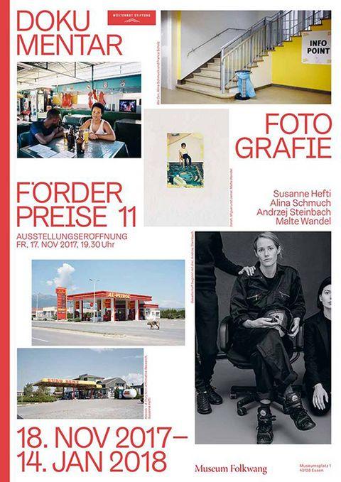 """Einladungsmotiv zur Ausstellung """"Dokumentarfotografie Förderpreise 11 – The Voids"""" der Wüstenrot Stiftung"""