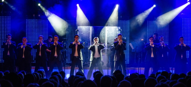 The 12 Tenors (Foto: Mario Müller)