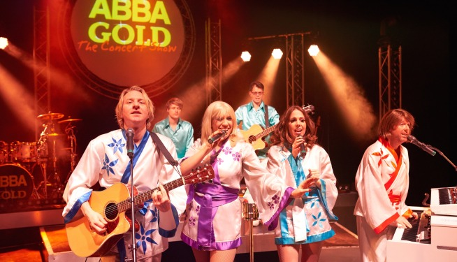ABBA Gold (Foto: ©WeLeon Entertainment / © Jan Kocovski - www.kocovski.de)