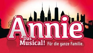 Logo: Annie - Das Muscial
