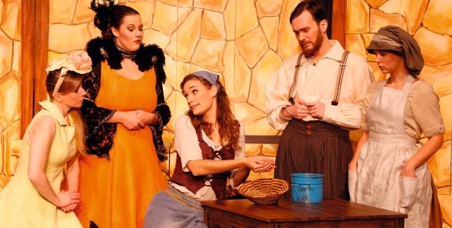 Aschenputtel - Das Musical (Fotos: Daniela Landwehr)