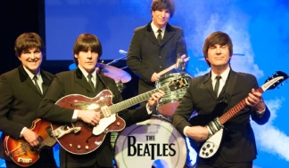 Beatles Musical All you need is Love Karten