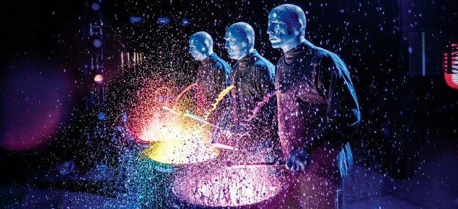 Blue Man Group (Foto: Lindsay Best)