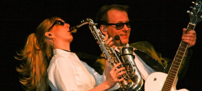Buddy in Concert (Foto: Tilo Pomplitz)