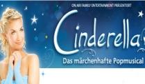 Cinderella Familienmusical Karten