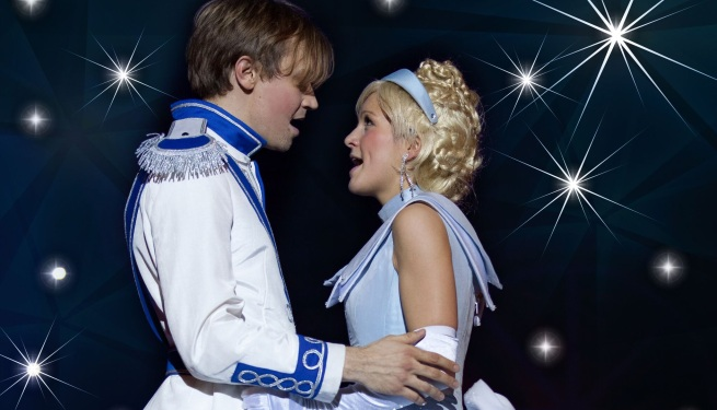 Cinderella Familienmusical (Bildrechte: OnAir Family Entertainment GmbH. Fotograf: Ulrich Schepp)