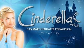 Cinderella Familienmusical Logo