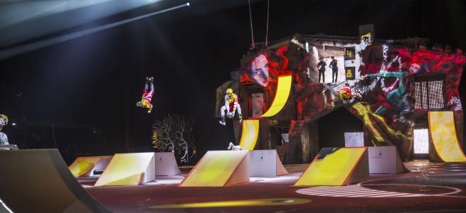 Foto: Cirque du Soleil - CRYSTAL