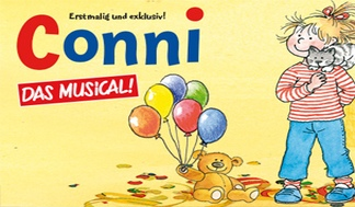 Conni Familienmusical (Grafik: Cocomico Theater)