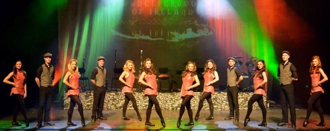 Danceperados of Ireland (Foto: Georg Eisenhut)