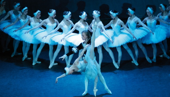 Das Russische Nationalballett (Foto: Agenda Production)